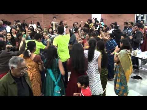 Tamil Sangam of Missouri   Pongal Vizha 2013   Traditional Tamil Drum Dance
