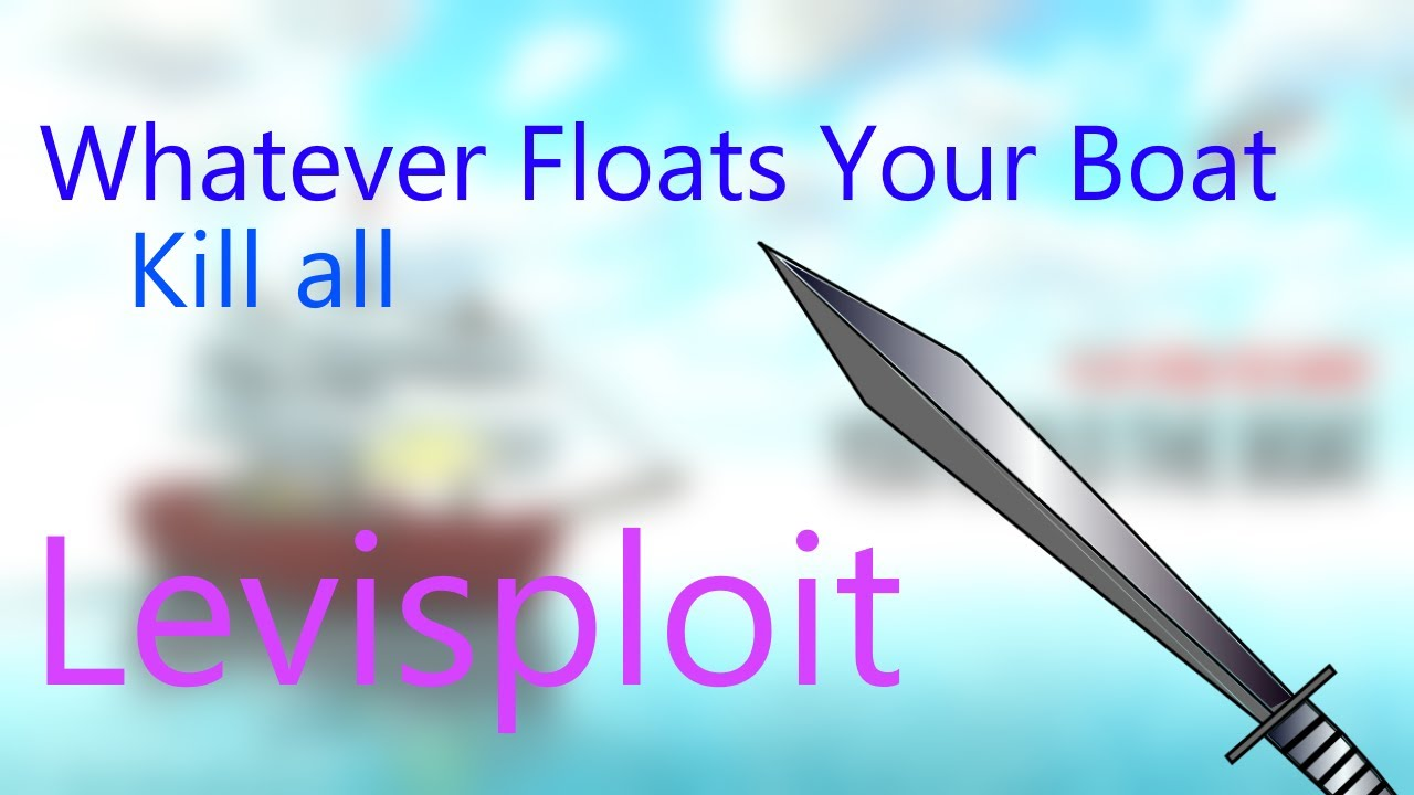 Roblox Whatever Floats Your Boat Script | Free 10 000 Robux