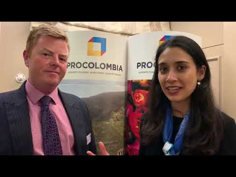 Tom Connell At ProColombia London, Pt. 2!