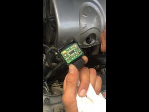 Peugeot 607 датчик уровня охлаждающей жидкости
