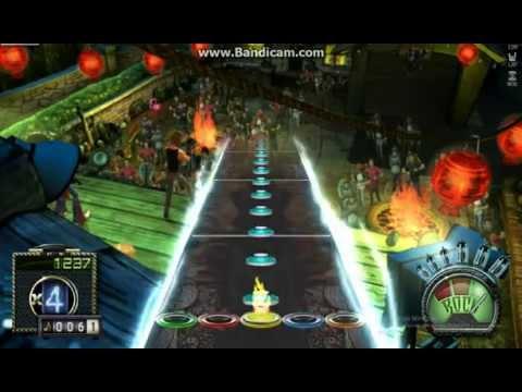 Flash Guitar Hero - Papa Roach - To be loved