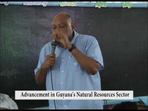 Advancements of Natural Resources Sectors
