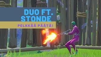 Pitkästä Aikaa Duo ft. Stonde!