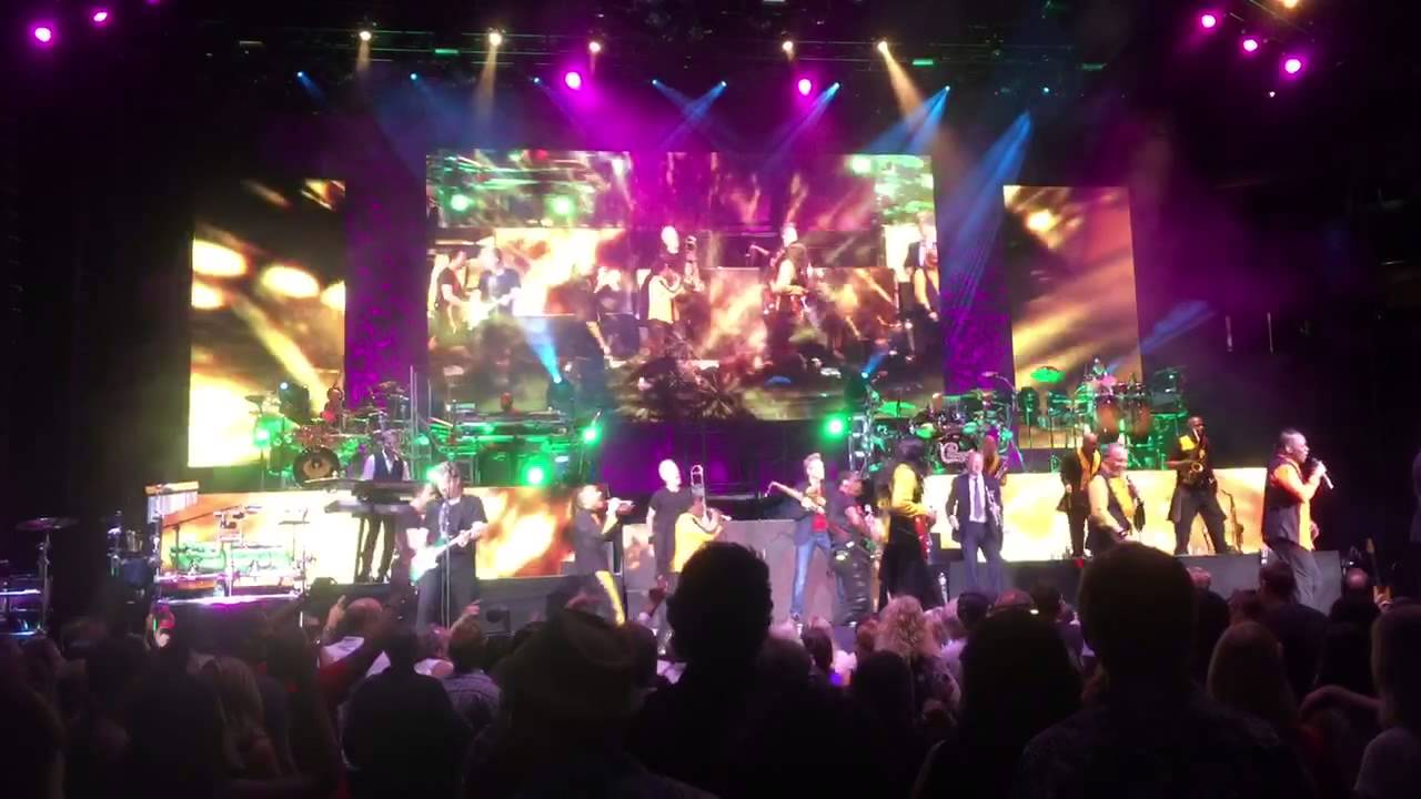 Chicago And Earth Wind And Fire Tour
