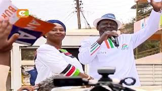 Viongozi wa upinzani wapeleka kampeni zao Kiambu