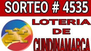 Resultados Lotería de Cundinamarca 29 de Marzo de 2021