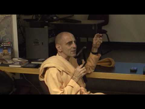 Hanumat Presaka Swami - Light of the Bhagavat - SMU Lecture