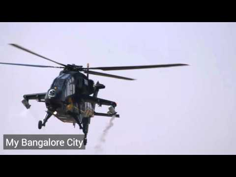 Asia's biggest air show in Bangalore 2015