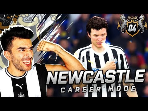 WELCOME TO THE NEW HERO OF NEWCASTLE - FIFA 19 NEWCASTLE UNITED CAREER MODE 4