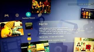Cara Online PS3 Part 1   Menghubungkan PS3 dengan Jaringan Wifi