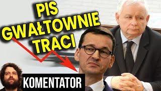 Szokujący Sondaż Wyborczy PIS Przegrywa z Koalicją Europejską Konfederacja Przed Kukiz'15 Komentator