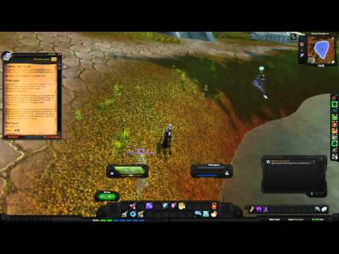 World Of Warcraft Quest: Тайное наследие (id=25766)