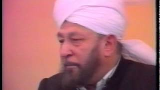Urdu Khutba Juma on February 22, 1991 by Hazrat Mirza Tahir Ahmad