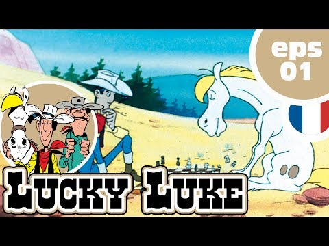 LUCKY LUKE - EP01 - Ma Dalton