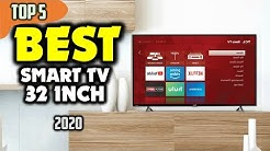 Best Smart TV 32 inch 2020 ⭐ Top 5