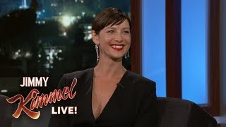 Caitriona Balfe on Outlander Spoilers & Fans