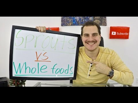 Stock Market Face off - Ep.1- Whole Foods Stock vs Sprouts Stock!