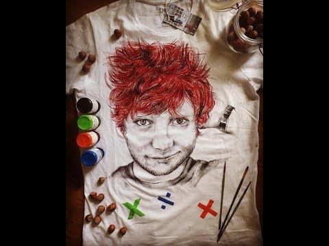 Ed Sheeran DIY
