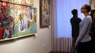 В Ульяновске открылась выставка художника - «левобережца» Рамиля Идрисова