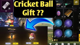 What's Inside the Cricket Ball in PubG Mobile || How to use Cricket Ball in PubG Mobile || Cricket