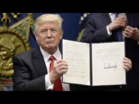 Trump signs on new executive order for new travel ban and Iraq isn't on it at all