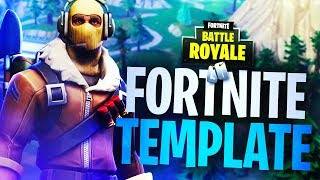 fortnite Intro (Template free sony vegas) (RE-UPLOAD)