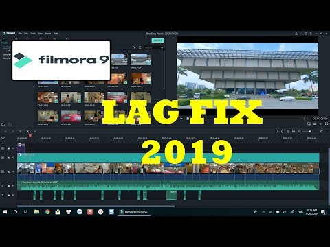 5 Tips To Reduce Lag When Editing Videos In Filmora 9