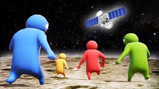 Video GANG BEASTS IN SPACE!? (Galactic Feud) download MP3, 3GP, MP4, WEBM, AVI, FLV November 2017