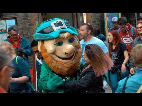 Alla Scoperta di Dublino  • #travelVLOG53 (Dublino Ep.2)