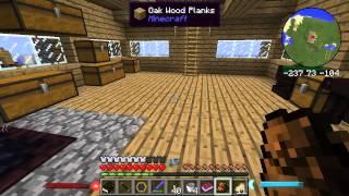 "Modded Minecraft - ""Magic Bear"" - S2E9 - Heal I, Hand Torch, and a few Foci"