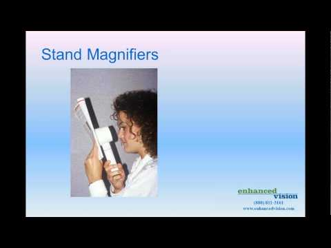Benefits of New Electronic Magnification Devices versus Conventional Magnifiers