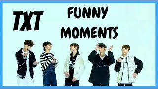 TXT Funny Moments | (TRY NOT TO LAUGH CHALLENGE)