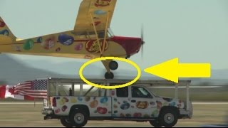 CRAZY FLYING STUNTS !!! By US Air Force pilots at Air Show
