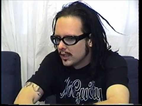 Jonathan Davis of Korn - 1999 Interview