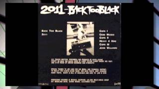 Keith Levene - back too black