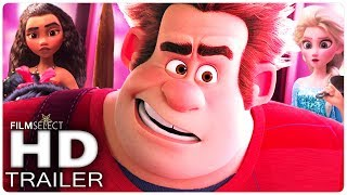 WRECK IT RALPH 2 Trailer 2 Español (2018)