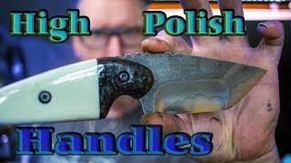 High Polish G10 Handles