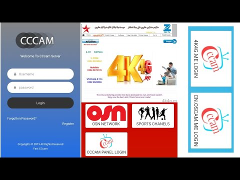 Daily Free Cccam Apps Live Tv Apps Panel Login Apps All In One Apps