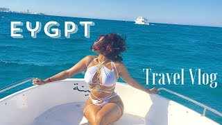 SOLO TRAVEL TO EGYPT !!! Travel Vlog: Part 1
