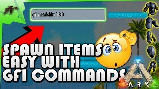 How To Spawn Items Easy Gfi Commands Codes New Admin Commands Ark Survival Evolved Xbox Ps4 Pc Youtube Fun admin trick the get black pearls, pearls, chitin oil and raw meat all at once. how to spawn items easy gfi commands codes new admin commands ark survival evolved xbox ps4 pc