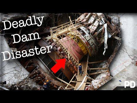 A Brief History Of: The Sayano Shushenskaya Dam Disaster (Short Documentary)