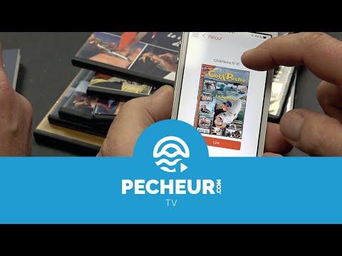 Application mobile Côt&Pêche - Coup de cœur Pecheur.com