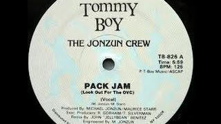 The Jonzun Crew Pack Jam   Remix By Bronx Remixer