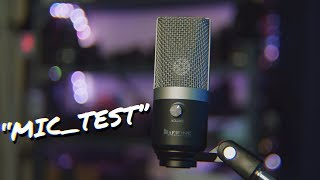 My most requested mic review... But why? - Fifine K670 Review