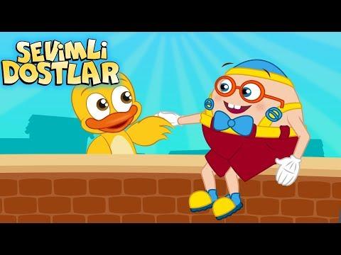 Yumurta Kafa ve Sevimli Dostlar ile 45 Dakika Çocuk Şarkıları   Kids Songs and Nursery Rhymes