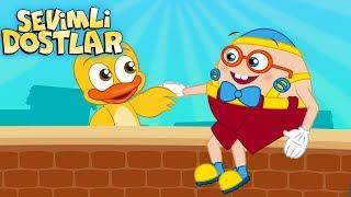 Yumurta Kafa ve Sevimli Dostlar ile 45 Dakika Çocuk Şarkıları | Kids Songs and Nursery Rhymes