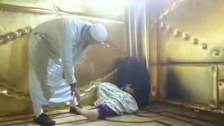 خروج مجموعة من الجن من اليد والرجل بشكل مضحك ومبكي _ الجزء 2_مع الراقي المغربي نعيم ربيع