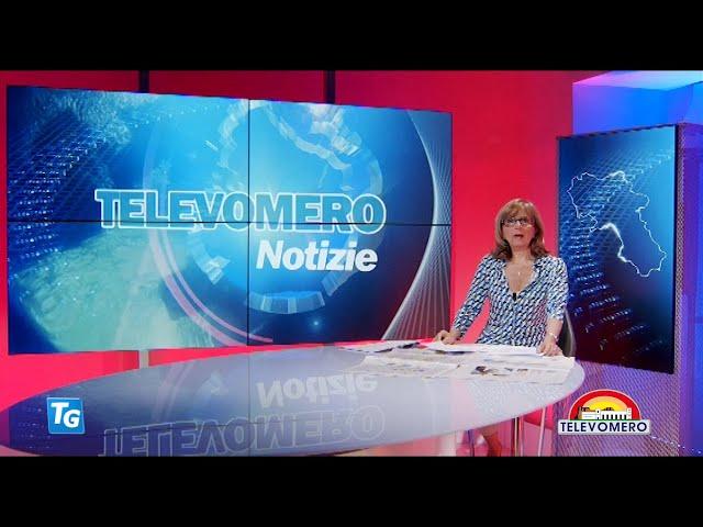 TELEVOMERO NOTIZIE 12 MAGGIO 2021 EDIZIONE delle 20 30