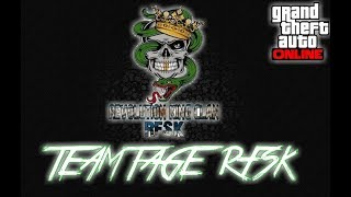 Teamtage RFSK 🐍 | REVOLUTION KING CLAN