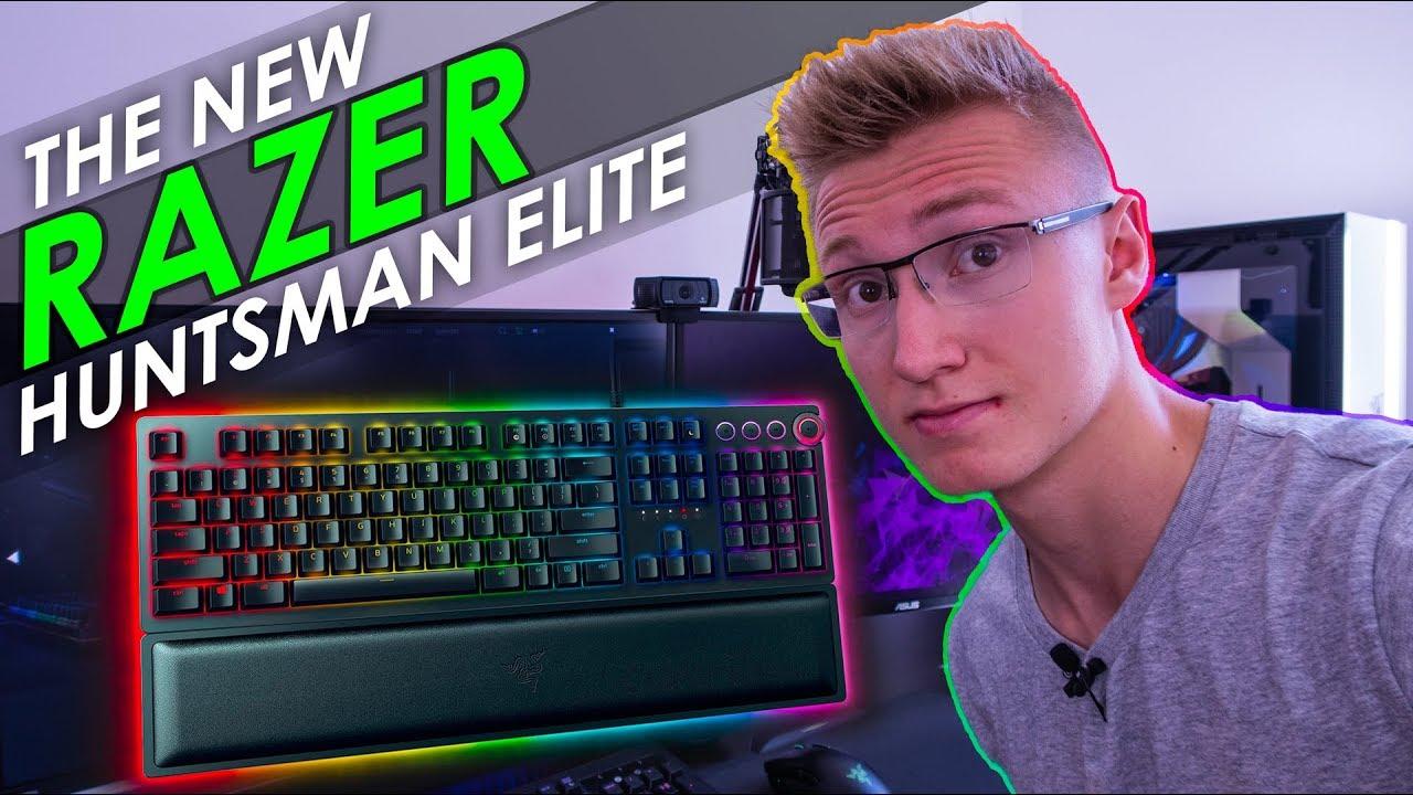 a54d96d06b3 My Thoughts On: Razer Huntsman Elite - YouTube
